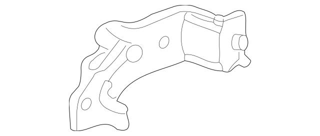 2007-2011 Honda ELEMENT 5-DOOR Bracket, Front Crash Sensor