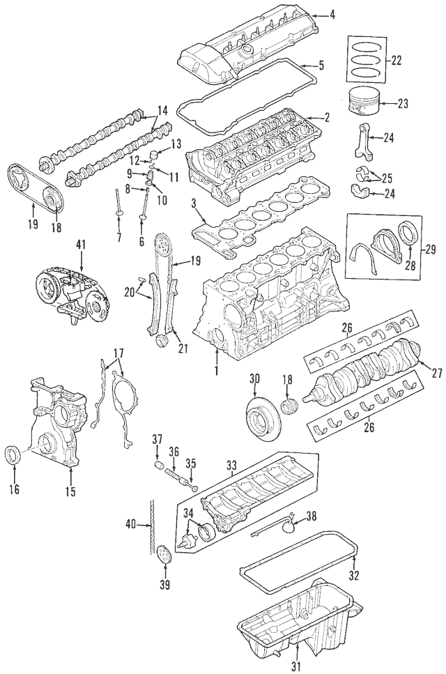 Wiring Diagram PDF: 2003 Bmw 330i Engine Diagram