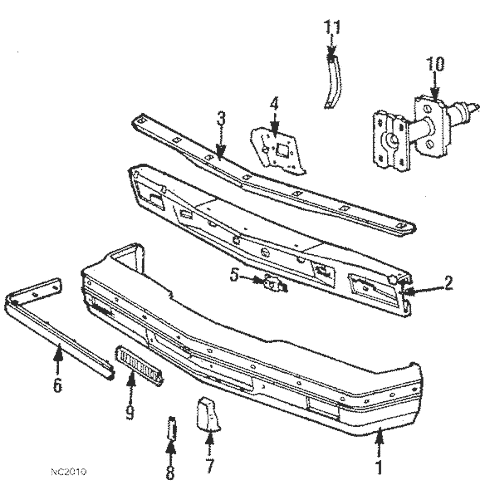 Radiator & Components for 2016 Chevrolet Spark