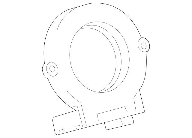 2013-2015 Toyota Land Cruiser Angle Sensor 89245-30070