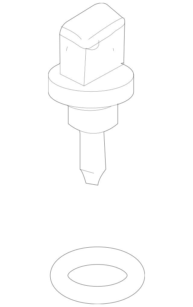 2007-2020 Nissan Coolant Temp Sensor 22630-JA10A