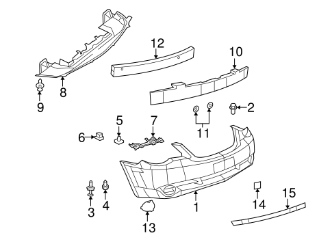 2006 Dodge Charger Front Bumper Diagram 2004 Jeep Grand