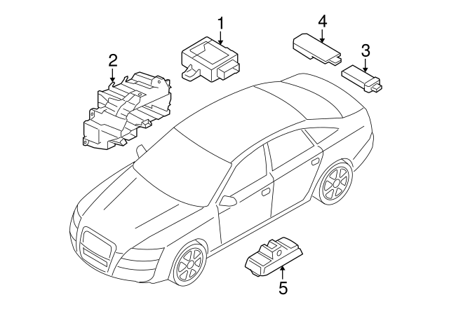 Audi Q7 Tpms Antenna Location
