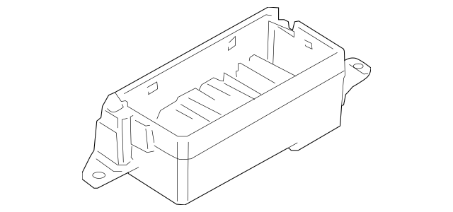 2007 Mini Cooper Fuse Box