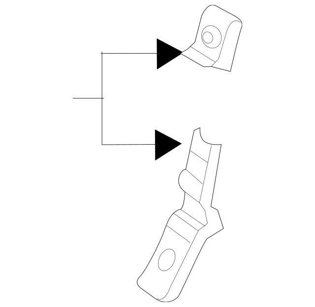 2015-2020 Volkswagen Side Panel Retainer Clip 5G1-863-144