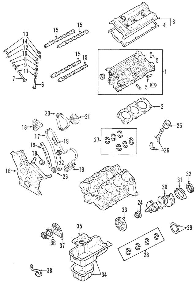 roger vivi ersaks: 2007 Toyota Sienna Engine Diagram Camshaft