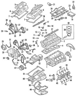 BMW spark plugs | Genuine OEM Parts — World BMW Parts