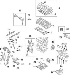 2003 2010 mazda 3 5 6 engine piston connecting rod bearing set oem new [ 1000 x 993 Pixel ]