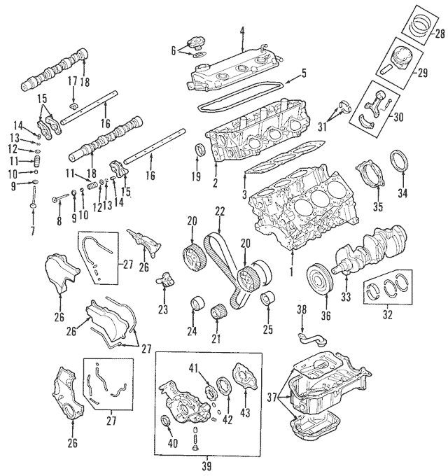 Wiring Diagram PDF: 2002 Mitsubishi Galant Engine Diagram
