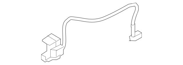 Genuine OEM 2010-2013 Ford Transit Connect Wire 9T1Z
