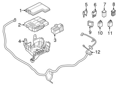 2018 F150 Fuse Diagram : Fuse Box Diagram Ford F 150 2015