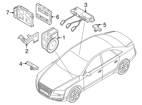 Audi A4 B6 Wiring Diagram, Audi, Free Engine Image For