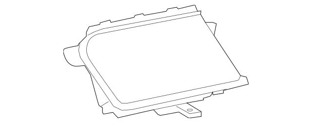 Genuine OEM Lexus Display Unit Part# 83290-48100 Fits 2013