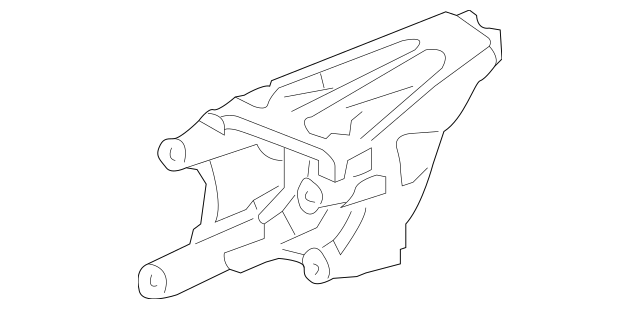 2003-2007 Honda Bracket, Rear Engine Mounting 50610-SDA