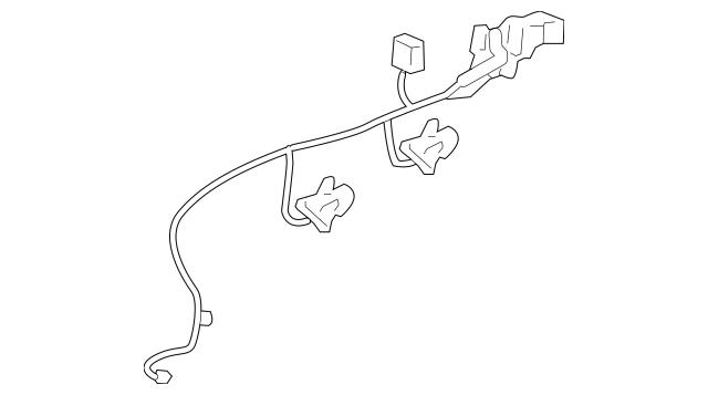Wire Harness Straps