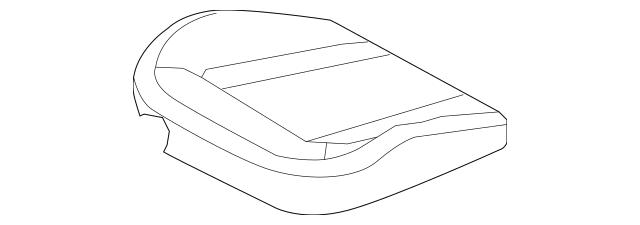 2012-2013 Kia Optima Cushion Cover 88260-4C071AN4