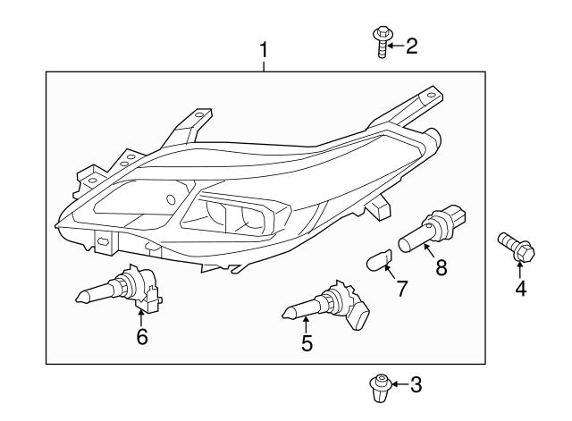 96 Toyota Camry V6 Rear Suspension Diagram. Toyota. Auto