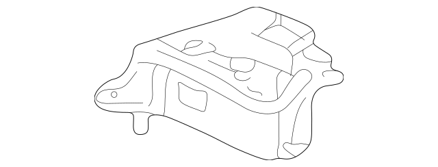 2001-2003 Toyota Prius Fuse & Relay Box 82743-47020