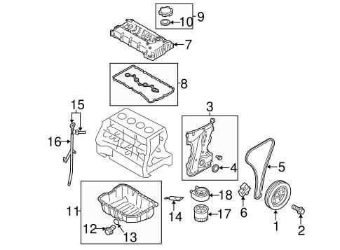 2016 Kia Forte Engine Ford Flex Engine wiring diagram
