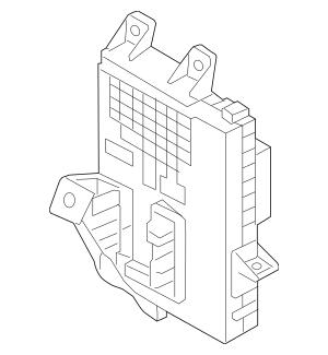 2013-2015 Hyundai Elantra GT Junction Block 91950-A6011