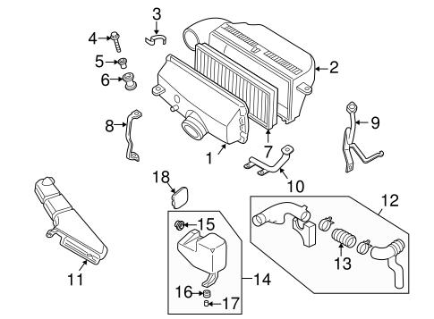 Service manual [2003 Subaru Baja Remove Engine Assembly