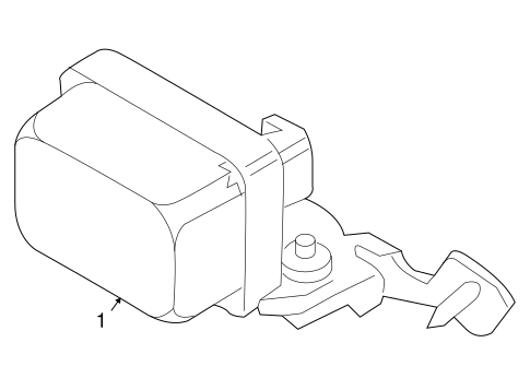 Traction Control Components for 2008 Volvo C70
