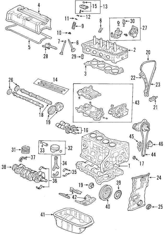 2006-2015 Honda Switch Assembly, Valve Timing Oilpressure