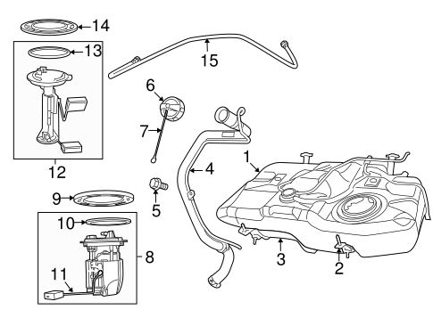 2012 Chrysler 200 Fuel Pump Eagle Fuel Pump wiring diagram