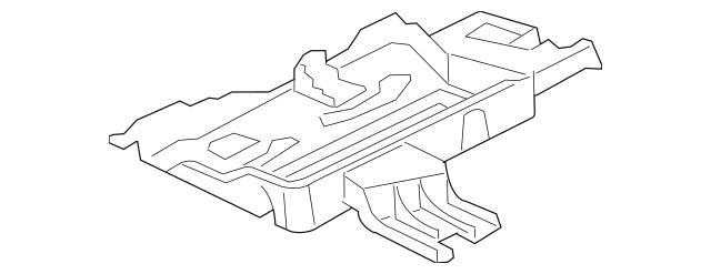 OEM Ford Part Part Number: F75Z-9D665-AC, Ford Vapor