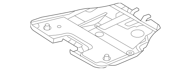 Genuine OEM Under Cover Part# GK2A-56-111 Fits 2003-2008