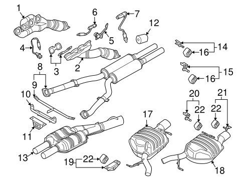 2001 Bmw 540i Fuse Box Location. Bmw. Auto Wiring Diagram