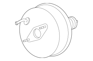 2006-2015 Mazda MX-5 Miata Power Booster NFY7-43-80ZA