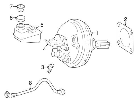 Hydraulic System for 2013 Mercedes-Benz ML 63 AMG