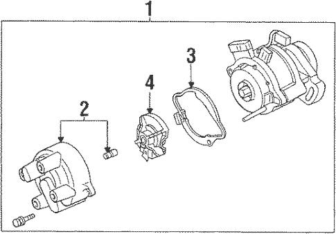 1997 Ford Aspire Wiring Diagram