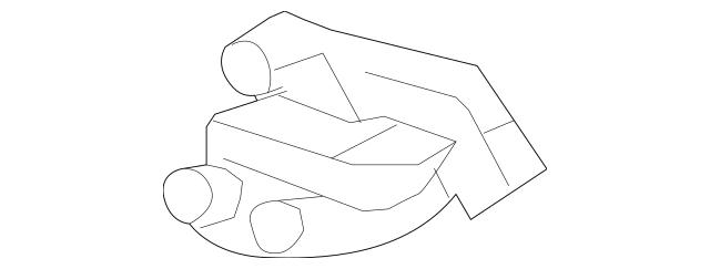 2007-2009 Honda CR-V Base, Oil Filter 15310-RZA-000