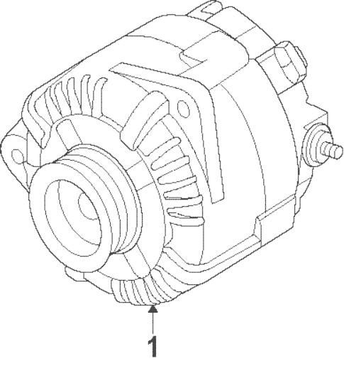 2009 Nissan Altima Alternator ~ Perfect Nissan