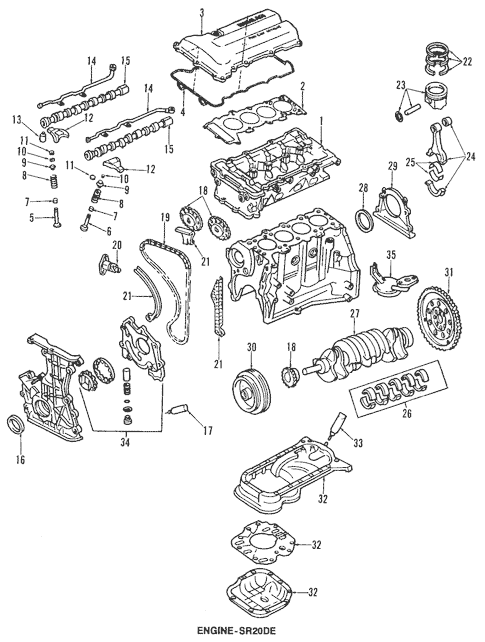 1998 Nissan Sentra Parts ~ Perfect Nissan