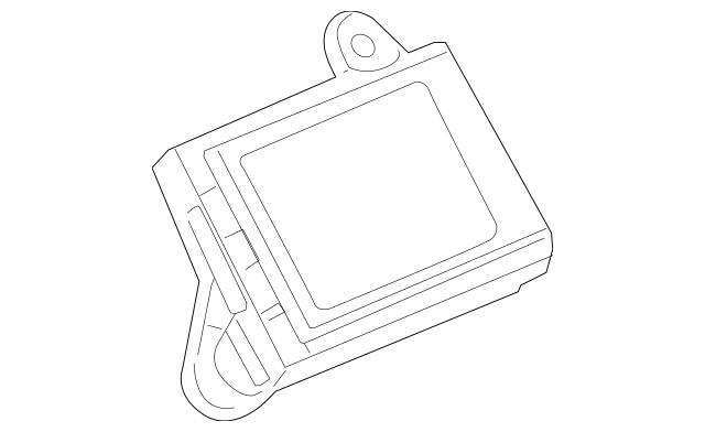 2007-2009 Acura RDX 5-DOOR HFT Unit (Bluetooth) 39770-STK