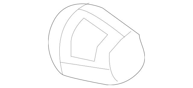 1989-2020 Acura Nut, Wheel (Chrome Plated) (Fuse Rashi