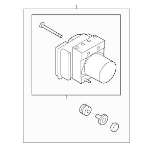 OEM Subaru Modulator Valve For 2008-2012 Subaru Impreza