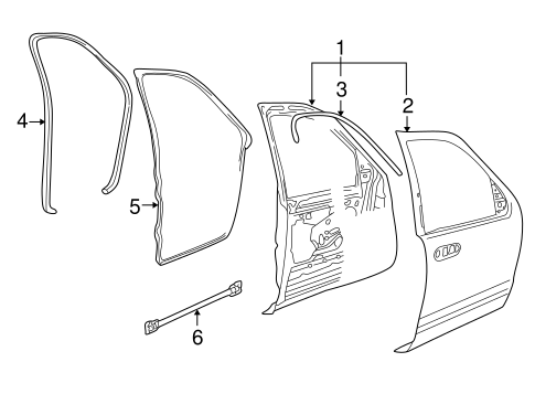 Service manual [Replace Wiper Arm 2003 Lincoln Aviator