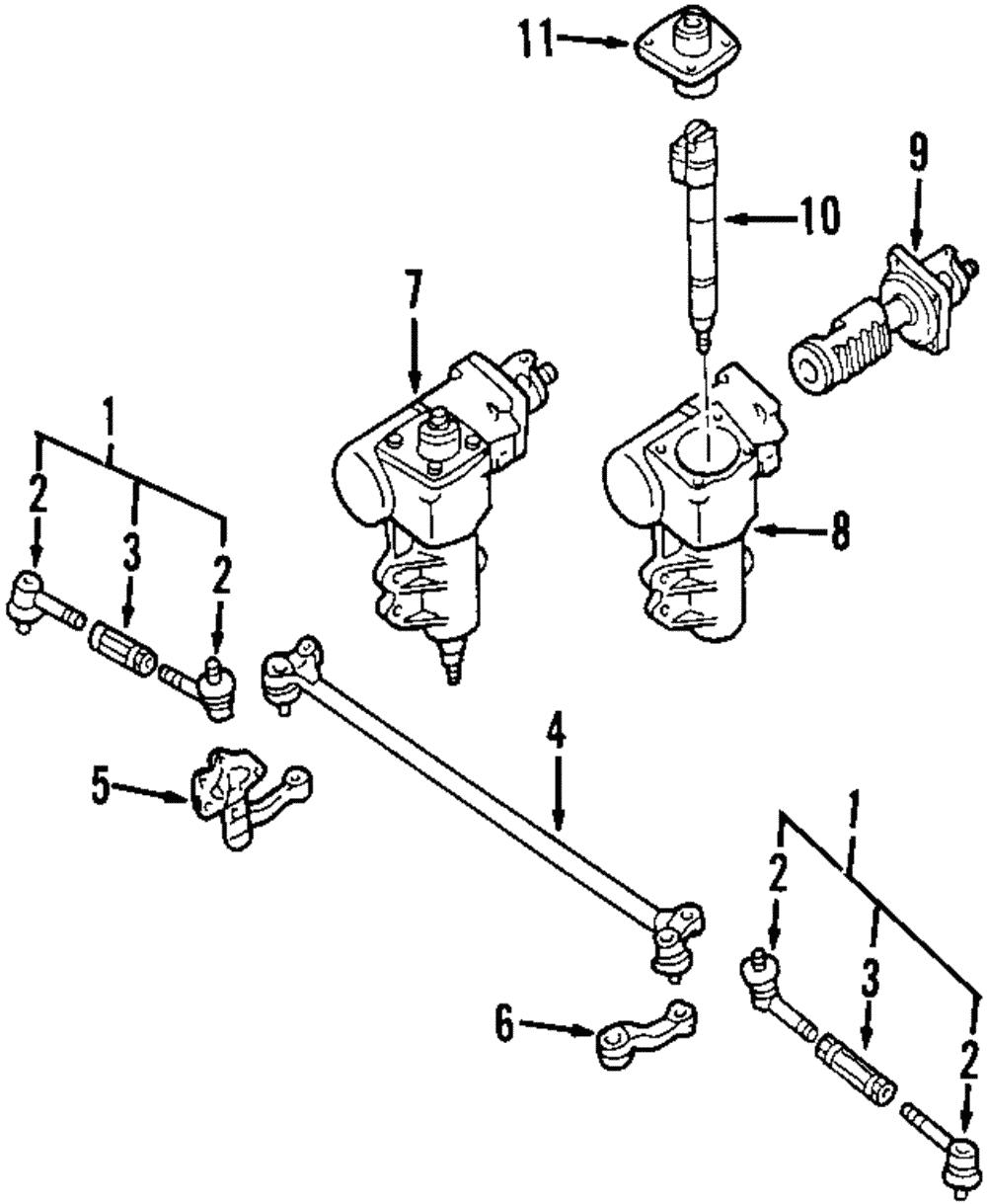 medium resolution of details about genuine nissan center link d8560 vk90a