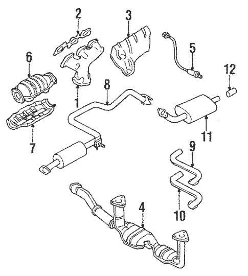 1996 Nissan Quest Wiring Diagram