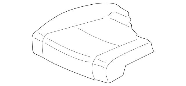 Volkswagen Seat Cover (1Q0-881-405-CS-UFJ) For Sale