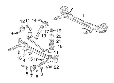2002 Pontiac Aztek Front Strut Cartridge / Up to 50% off msrp.