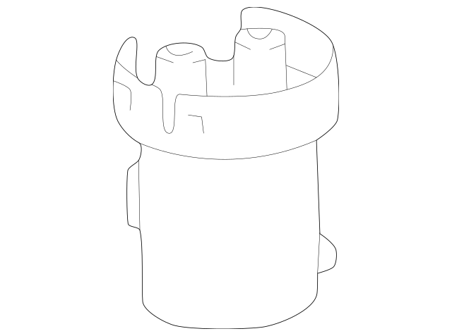 clear fuel filter 3 8