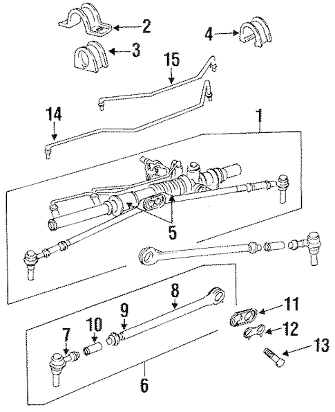 Service manual [How To Adjust Transmission Linkage 1996