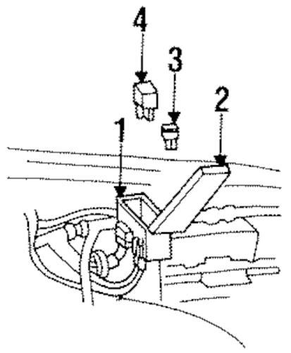 WIRING HARNESS for 1997 Ford Ranger
