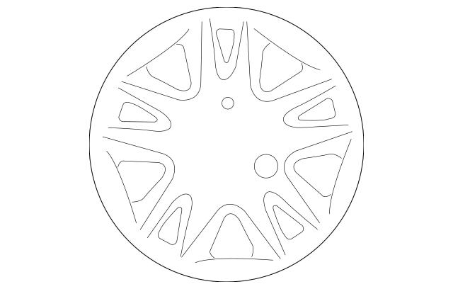 Factory Direct Wheel, Alloy for 2007-2012 Kia Sedona