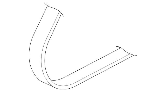 2003-2007 Honda Belt, Compressor (Bando) 38920-RAA-A03